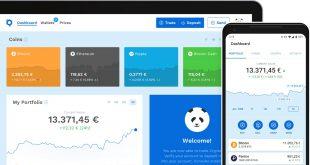 Bitpanda platforma ar vairāk kā 30 digitāliem aktīviem (+pluss iespēju iegūt 10€ bezmaksas)