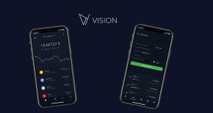 VISION valūtas portfelis + maks un VSN monētas katru dienu bezmaksas.
